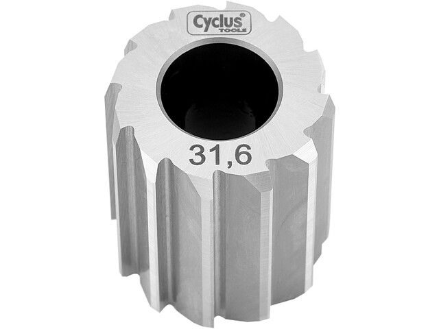 Cyclus Tools Reamer Holder for Seat Tube Ø31,6mm silver/blue